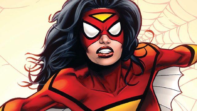 Live-action Spider-Woman Historia Cómics Jessica Drew