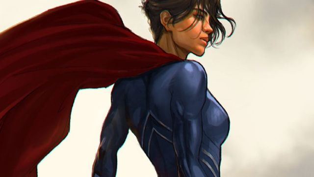 Video The Flash Supergirl Película Estreno