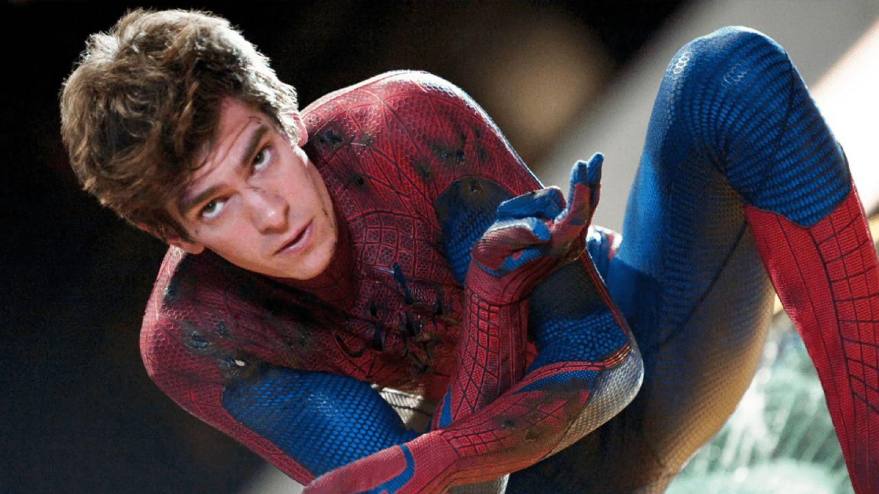 andrew garfield spiderman 3 2021 actor sony