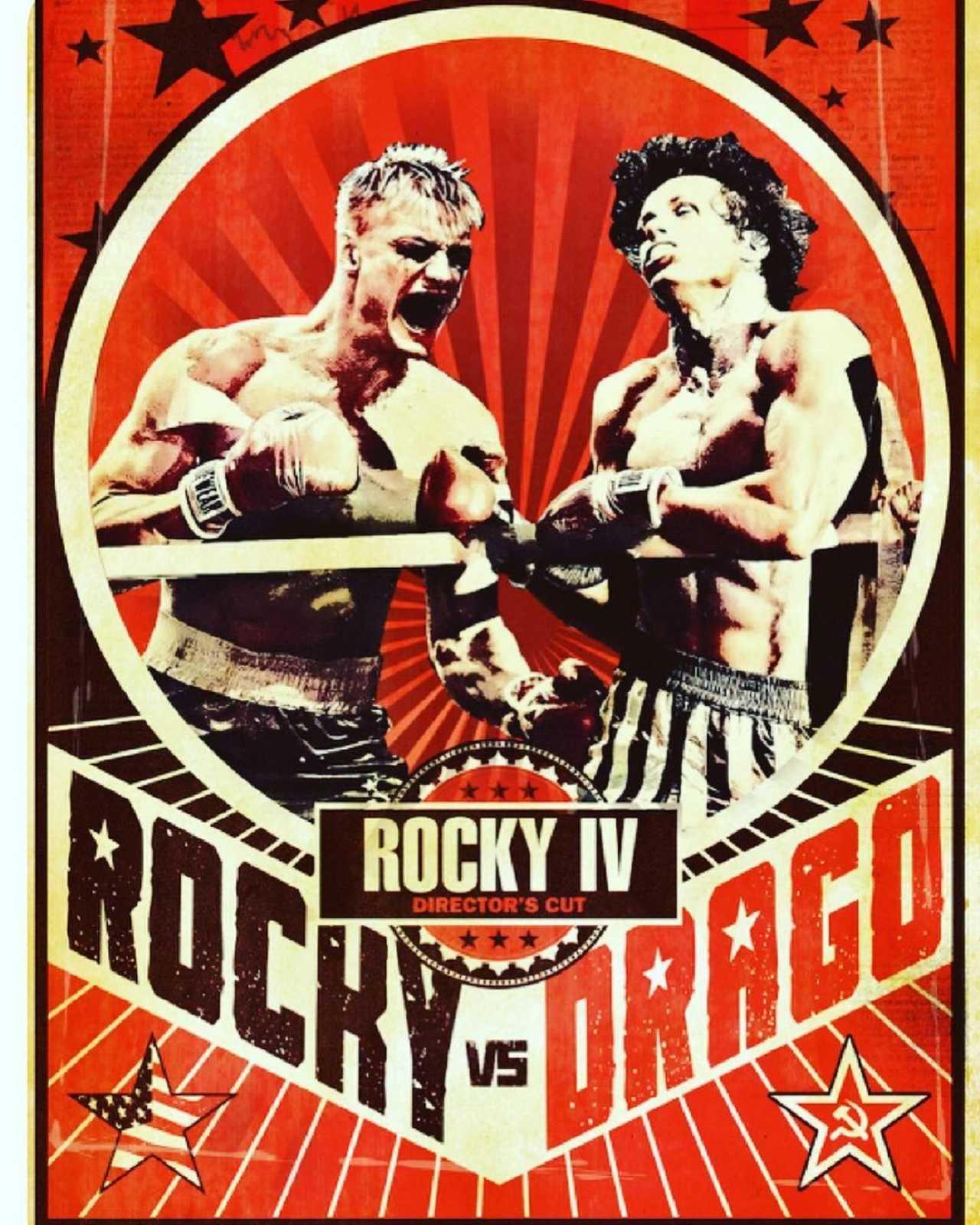Rocky IV Directors Cut Feche Estreno