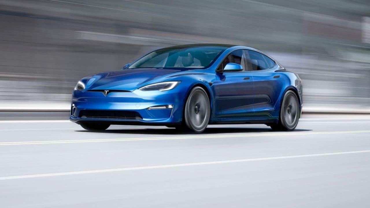 Tesla auto electrico elon musk model s