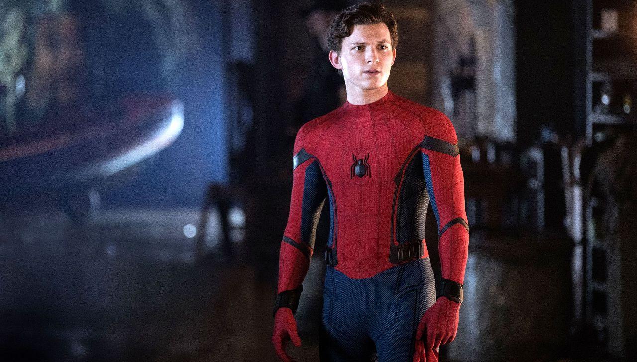 spiderman 3 2021 peter parker tom holland