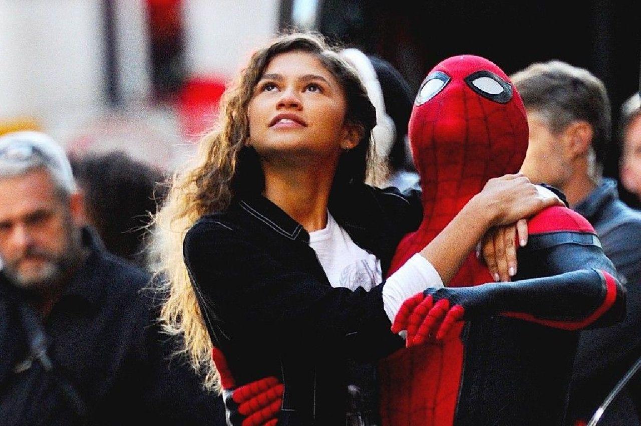 spiderman 3 2021 zendaya personajes confirmados