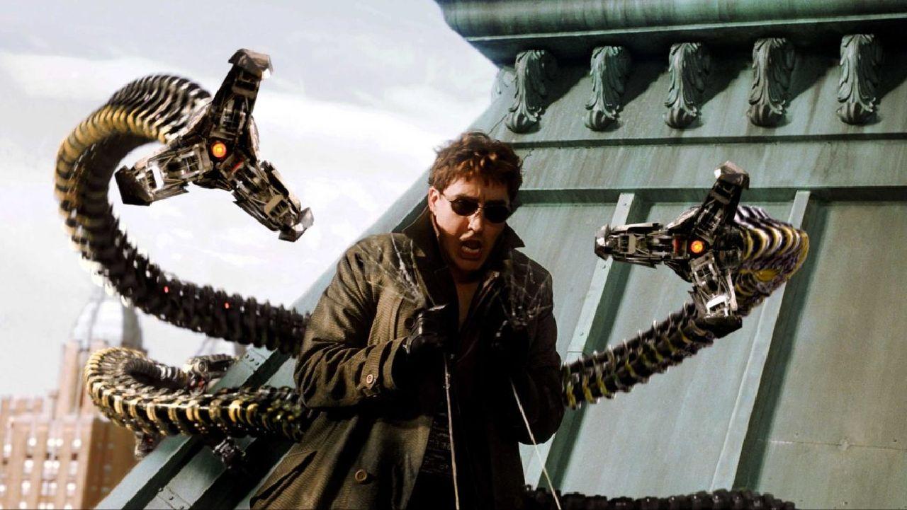 spiderman 3 2021 doctor octopus personajes confirmados