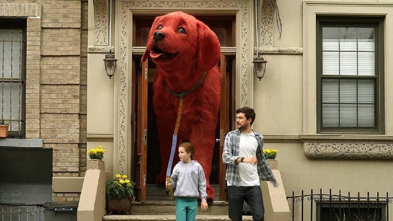 El live-action de Clifford the Big Red Dog ya tiene su primer tráiler   Código Espagueti