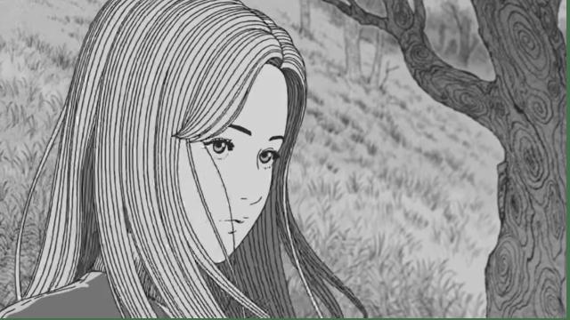 Uzumaki anime serie adult swim junji ito
