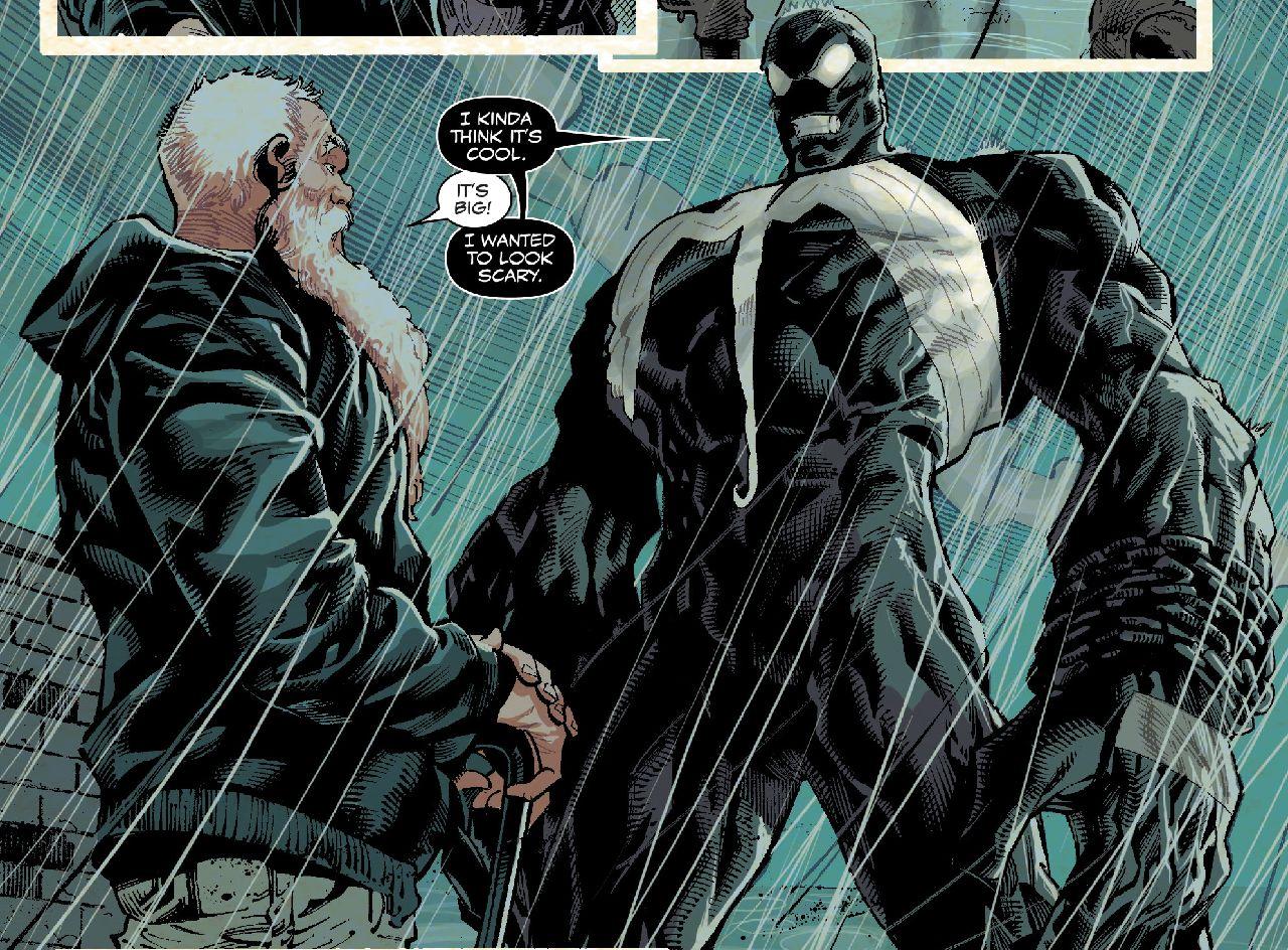 venom #200 marvel comics dyan brock