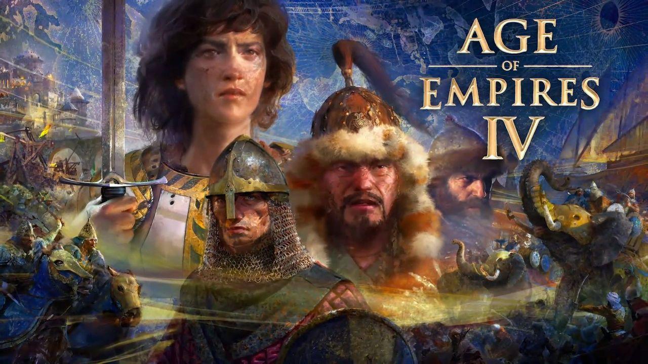 age of empires iv fecha de lanzamiento
