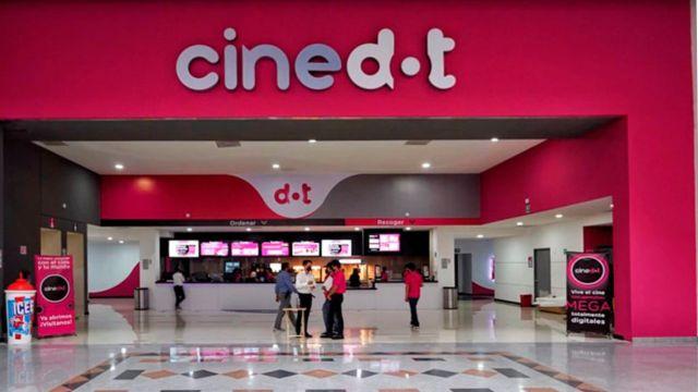 cinedot cadena de cines mexicanos