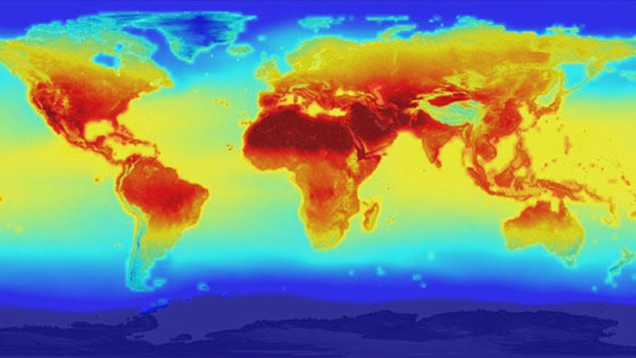 sobrecalentamiento tierra nasa calentamiento globla