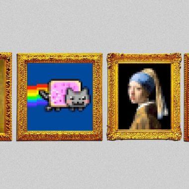 criptoarte galería cryptoart gallery