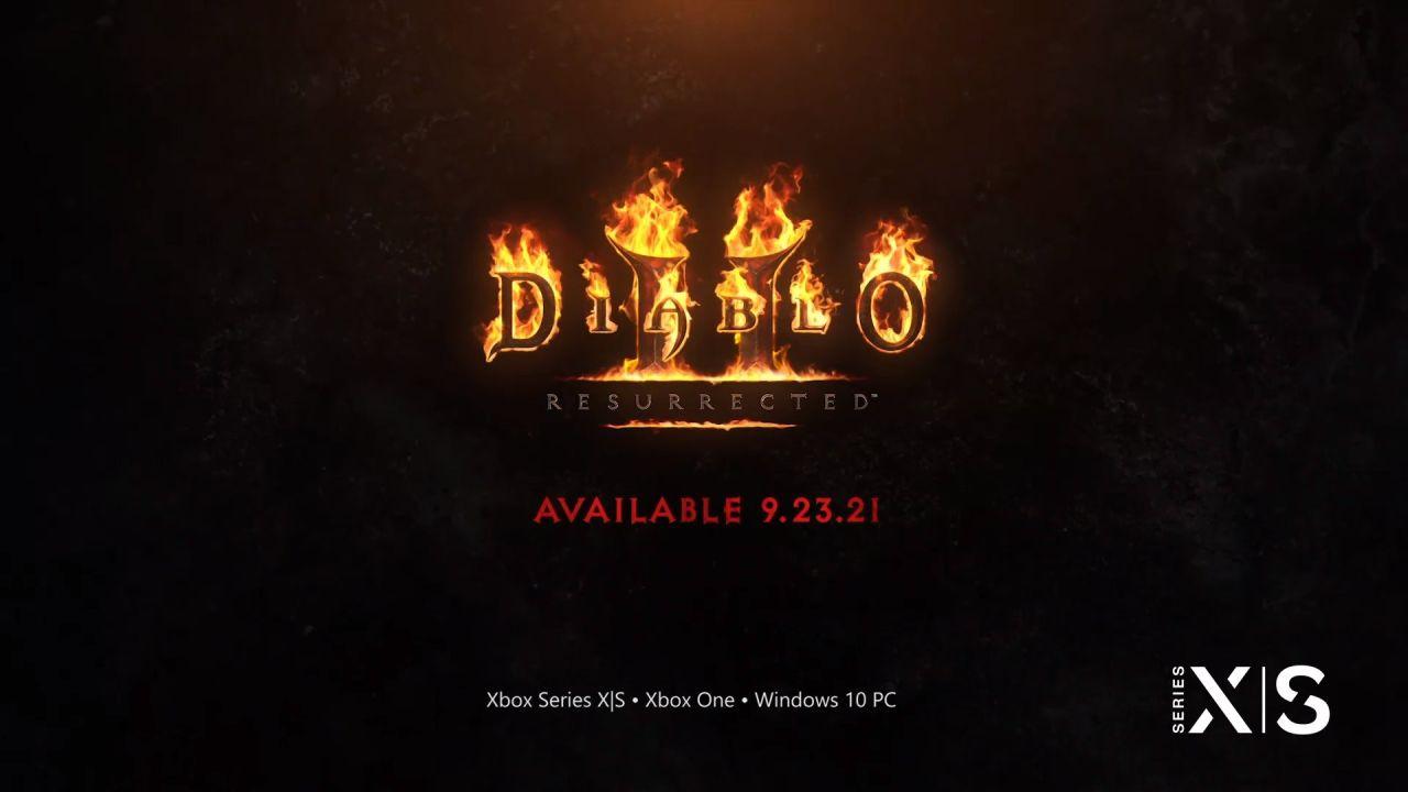diablo 2 resurrected fecha lanzamiento xbox
