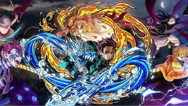 Funimation anuncia por fin la fecha de estreno de Kimetsu no Yaiba: Mugen Train en su plataforma