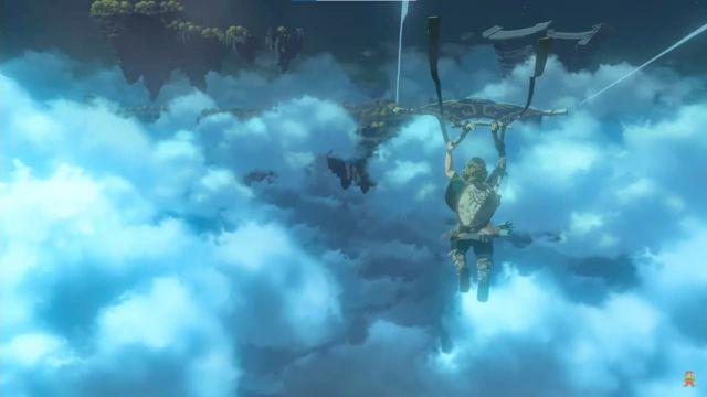 the legend of zelda breath of the wild 2 nintendo switch