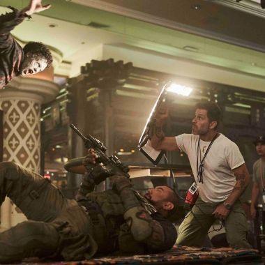 Películas de Netflix Planes de Netflix Zack Snyder Army of the Dead 2