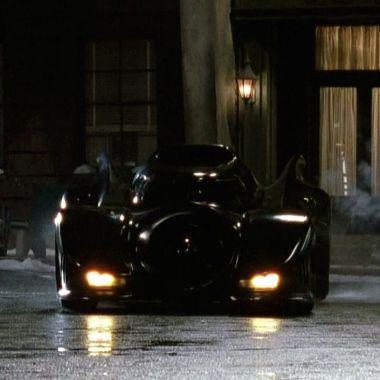 Batimóvil Michael Keaton Imágenes de Flash Película