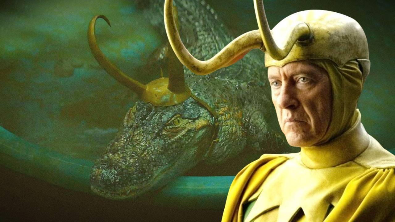 Loki Serie Classic Loki Spin-off Alligator Loki