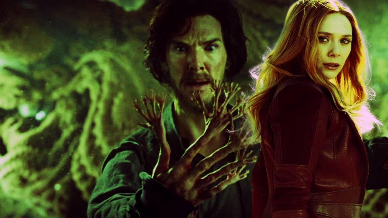 Doctor Strange 2 Marvel Studios Películas de Marvel Terror Elizabeth Olsen