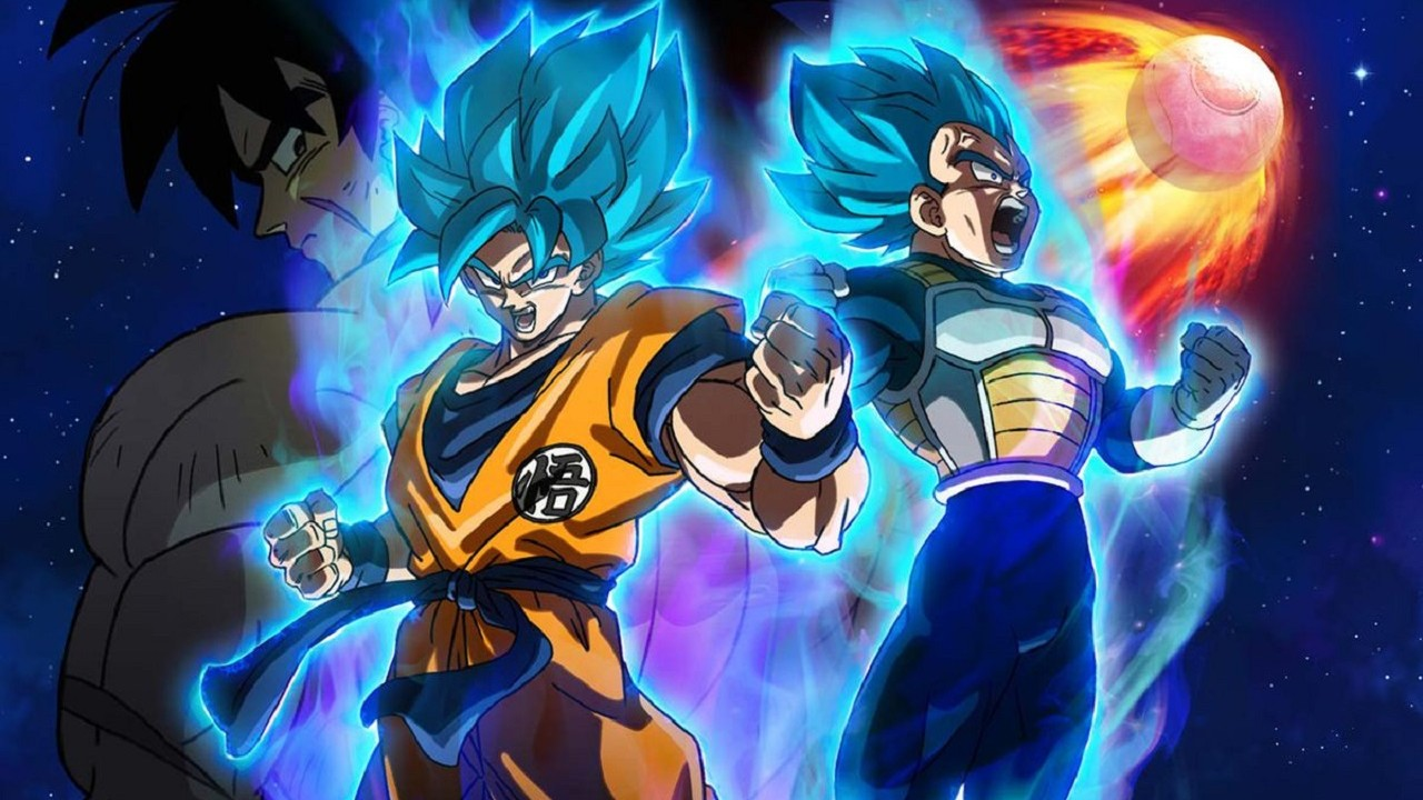 Dragon Ball Super Imágenes de Dragon Ball Nueva Película Comic-Con