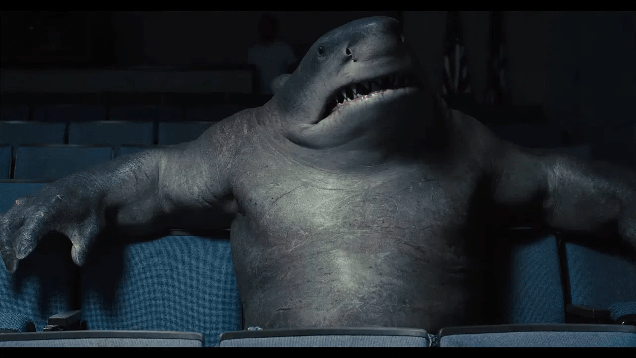 suicide squad cast king shark