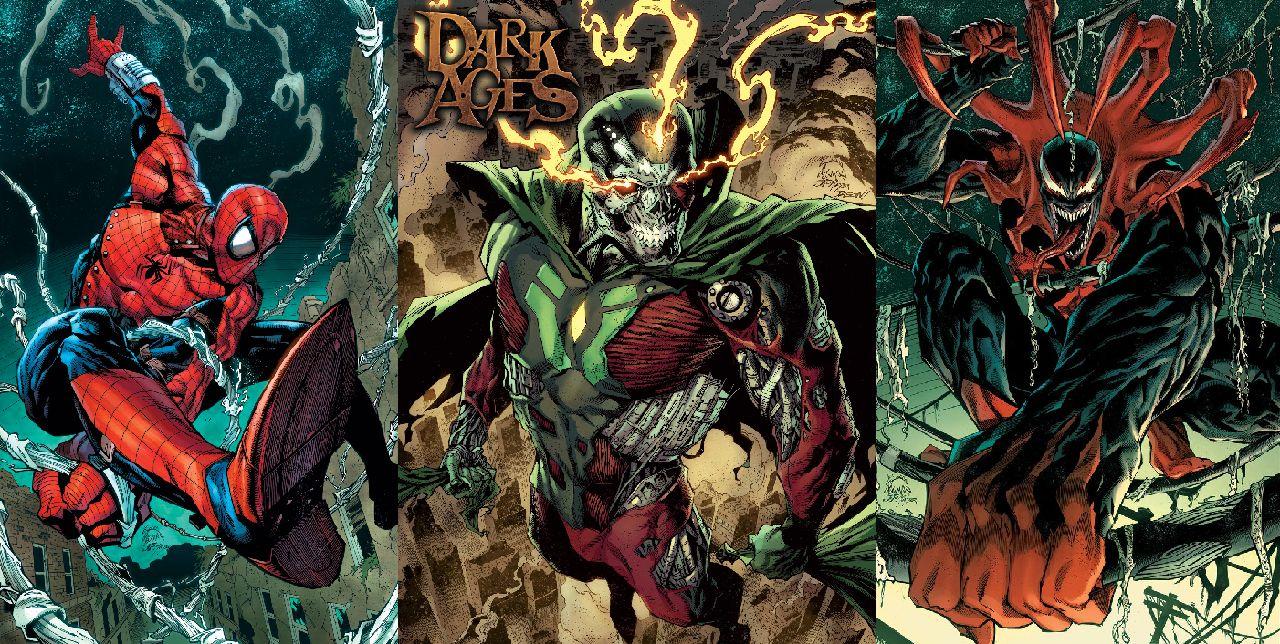 personajes de marvel venom carnage