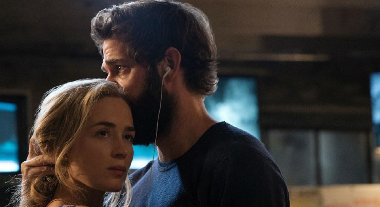John Krasinski Emily Blunt Actores Cuatro Fantásticos