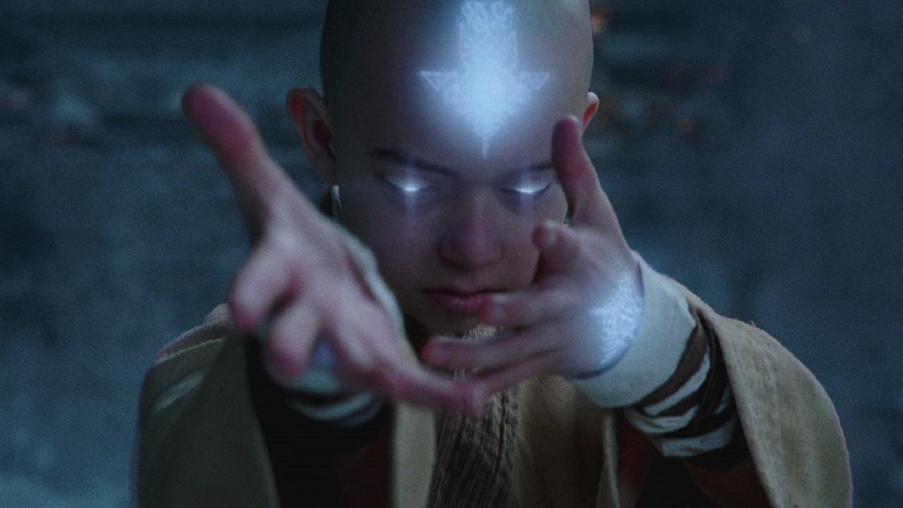 Nuevo Live-action Avatar The Last Airbender Series de Netflix