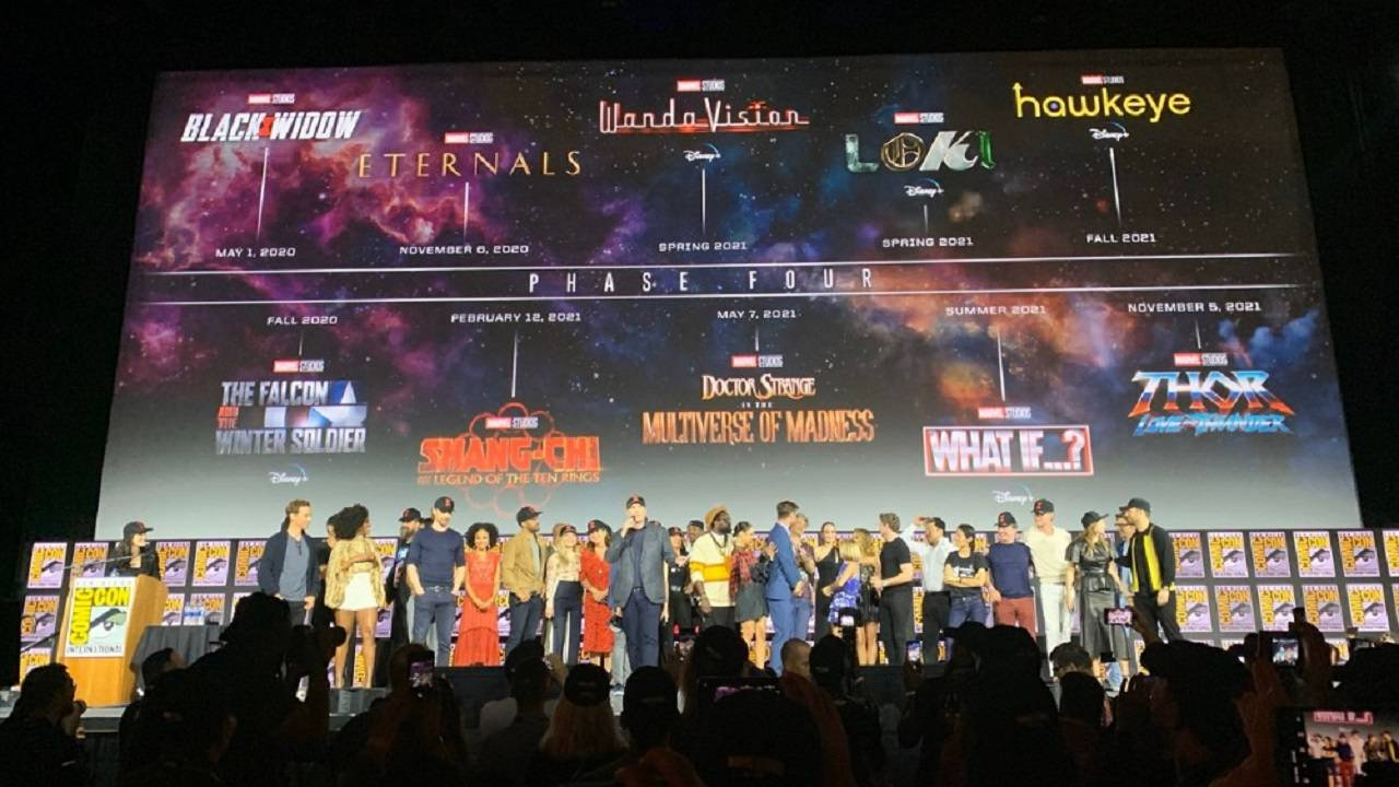 Marvel DC Comic Con San Diego