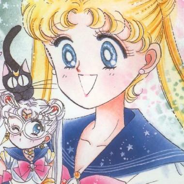 personajes de sailor moon serena