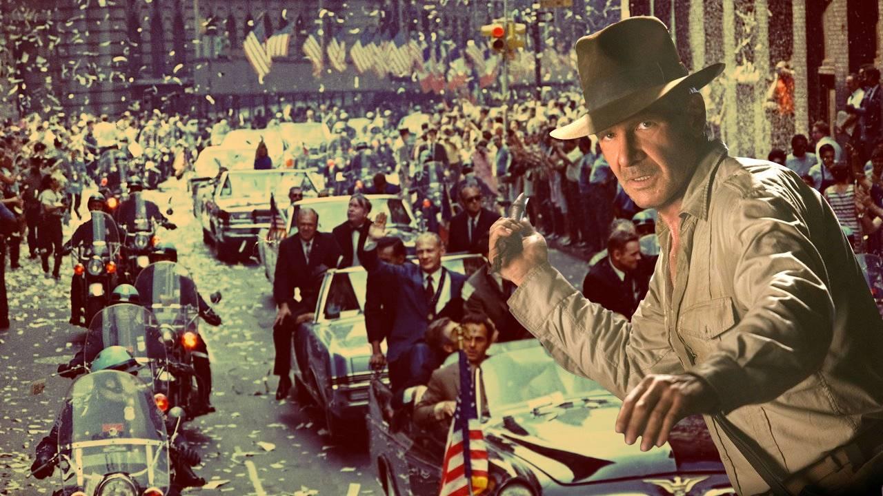 Indiana Jones 5 Historia Misión Apollo 11