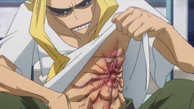 My Hero Academia Anime Cosplay My Hero Academia All Might