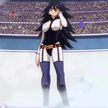 my hero academia anime midnight
