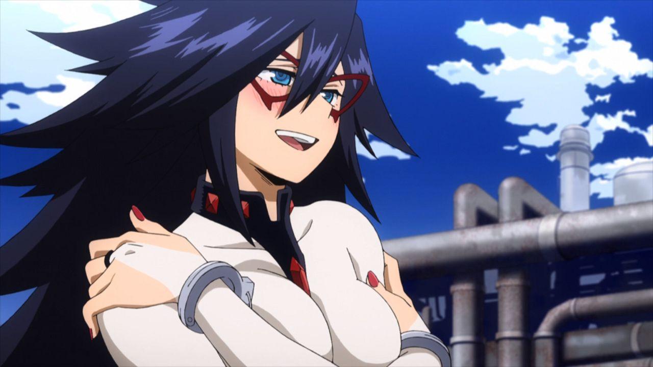 my hero academia anime nemuri kayama