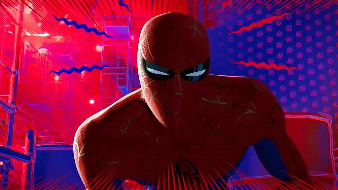 Spider Man Into the Spider Verse 2 Spider Man verse Peter B Parker Película