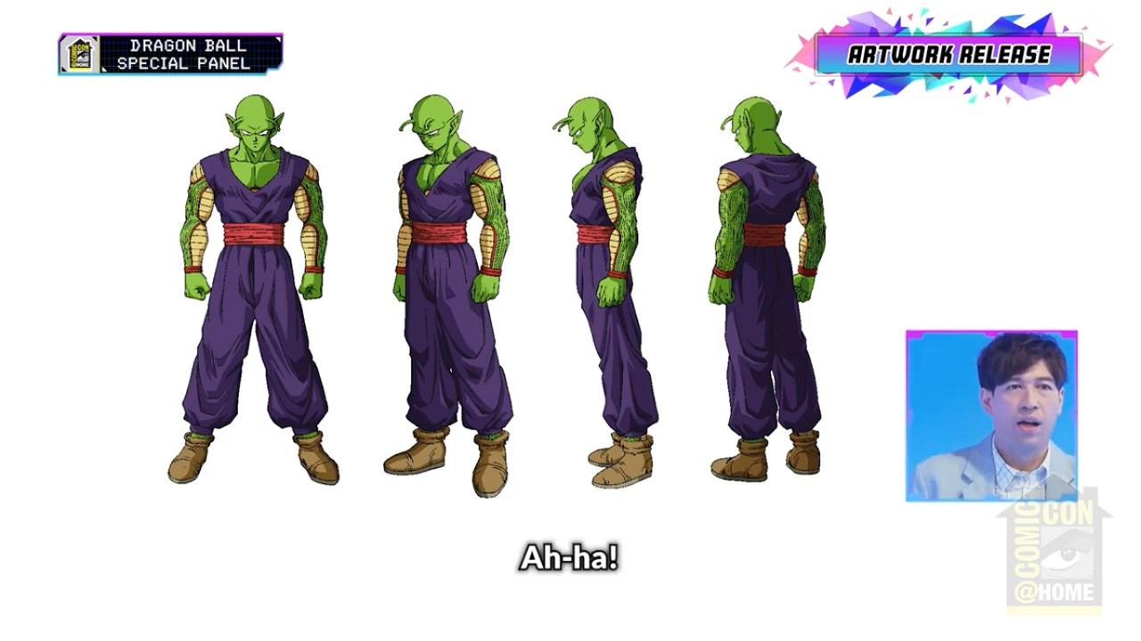 Piccolo Nueva Película Dragon Ball Super