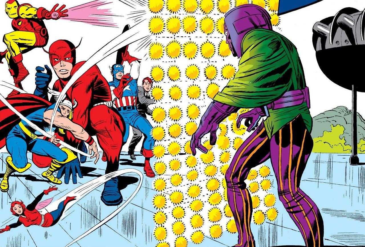 loki serie kang avengers marvel comics