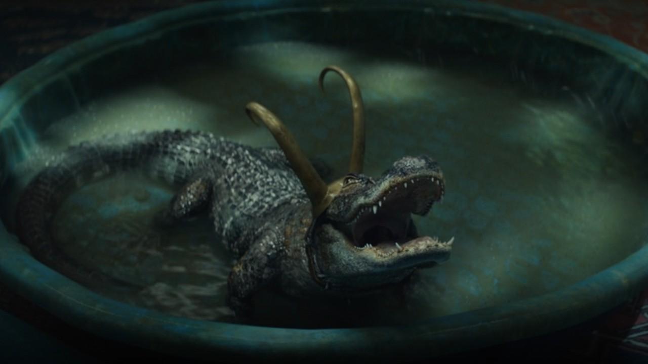 loki cocodrilo mejor personaje