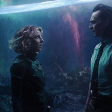 Loki serie marvel nave espacial final