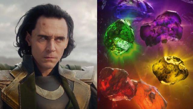 loki serie piedras del infinito teoría