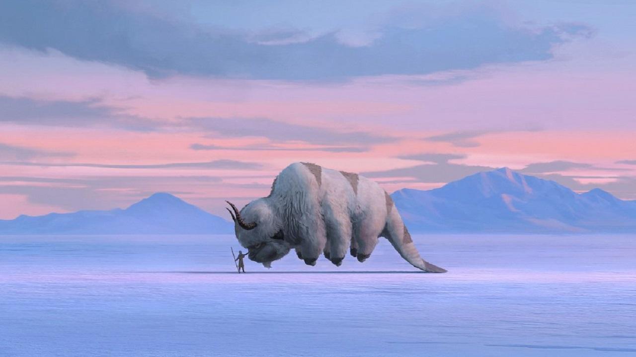 Live-action Avatar Series de Netflix