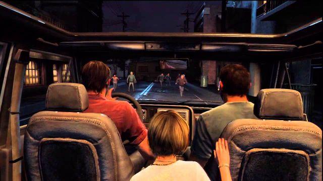 Series HBO The Last of Us Grabaciones Película