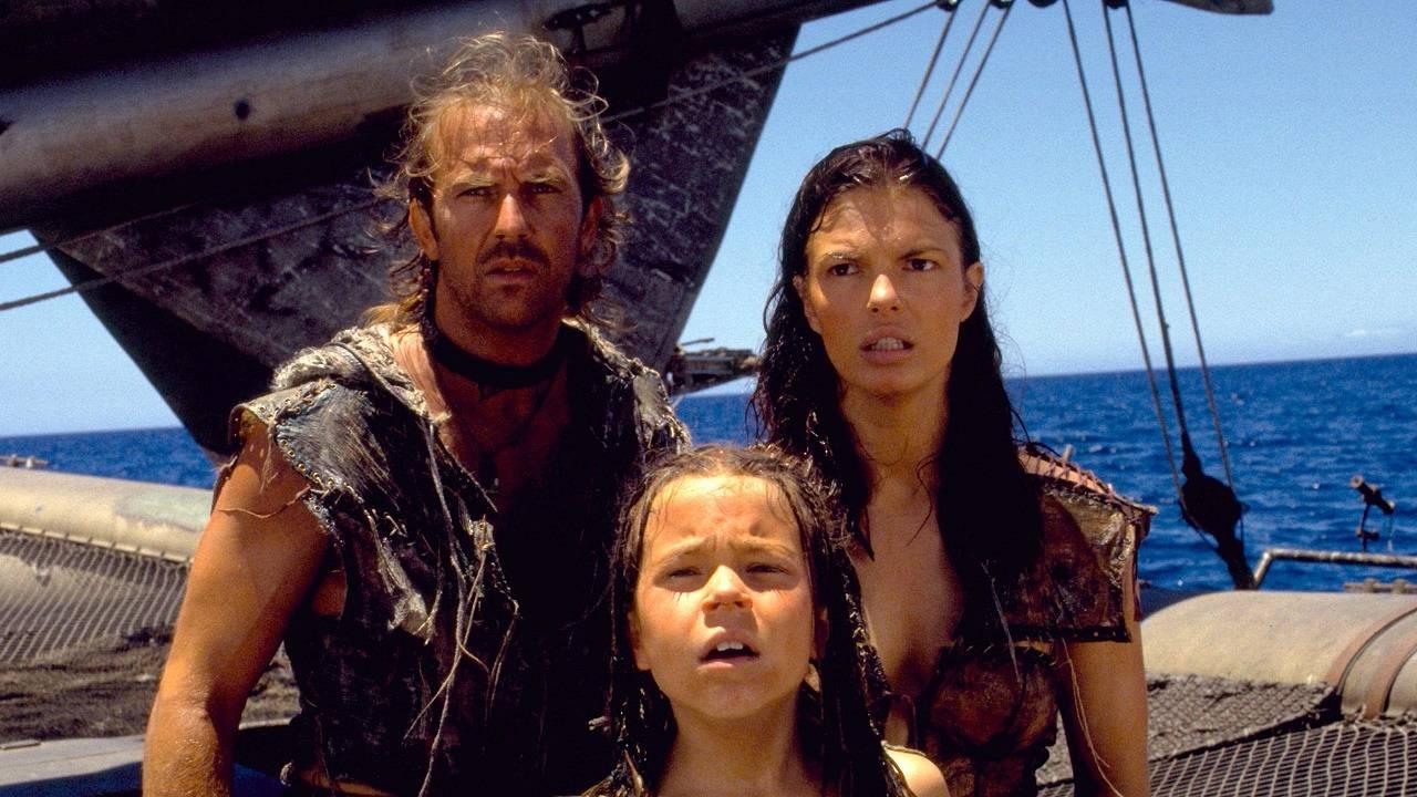 Waterworld Película Kevin Costner