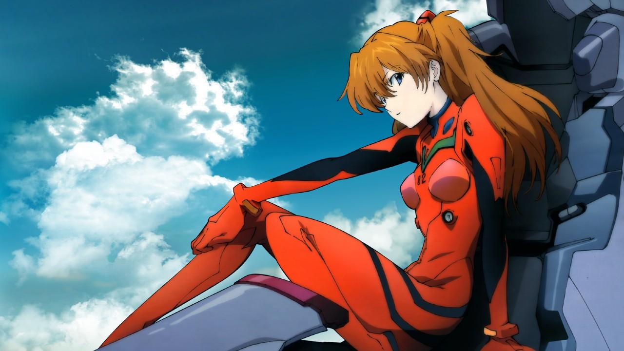 Evangelion: Fanart rediseña a Asuka de una forma bastante realista