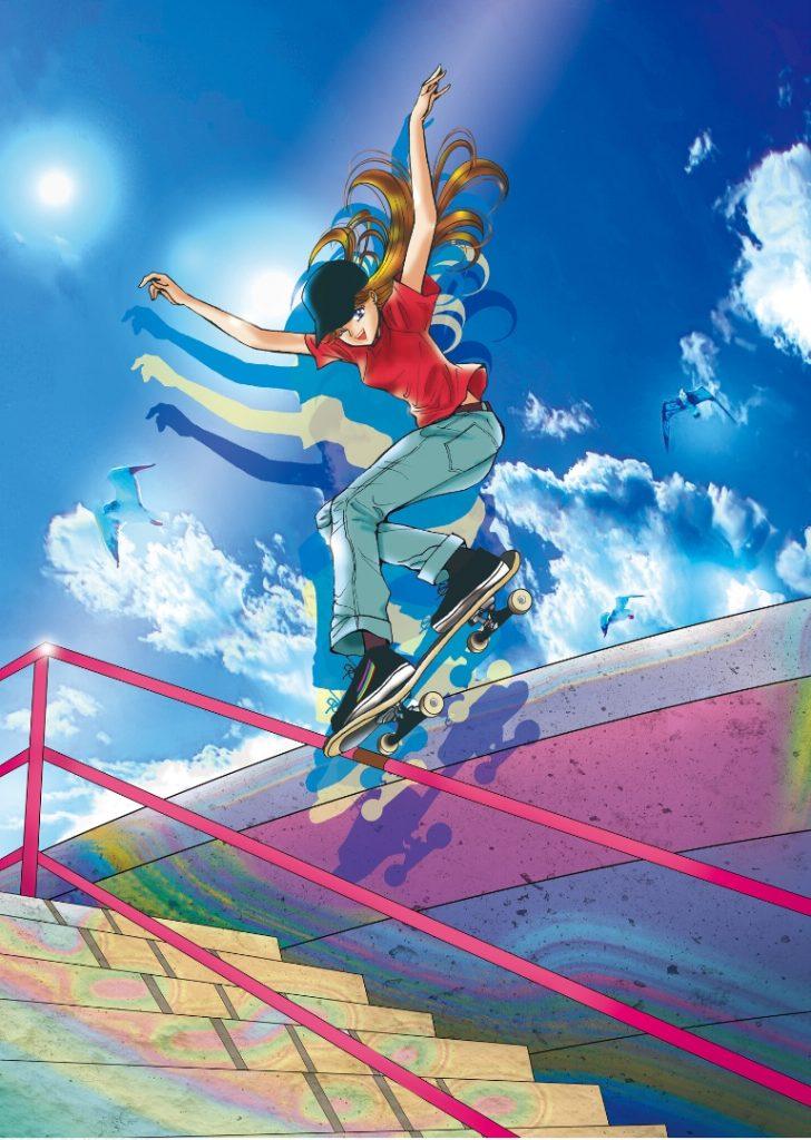 Los creadores de Sailor Moon, One Piece y Attack on Titan ilustran el libro oficial de los Juegos Olímpicos de Tokyo 2020
