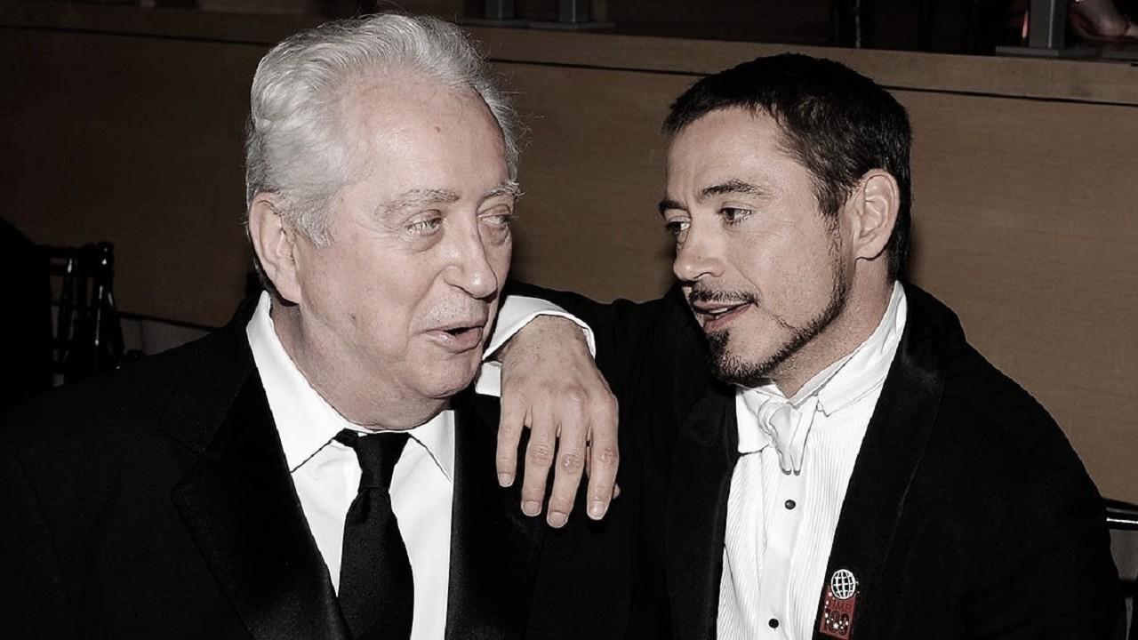 Papá Iron Man Robert Downey Sr. Muerte Robert Downey Jr.