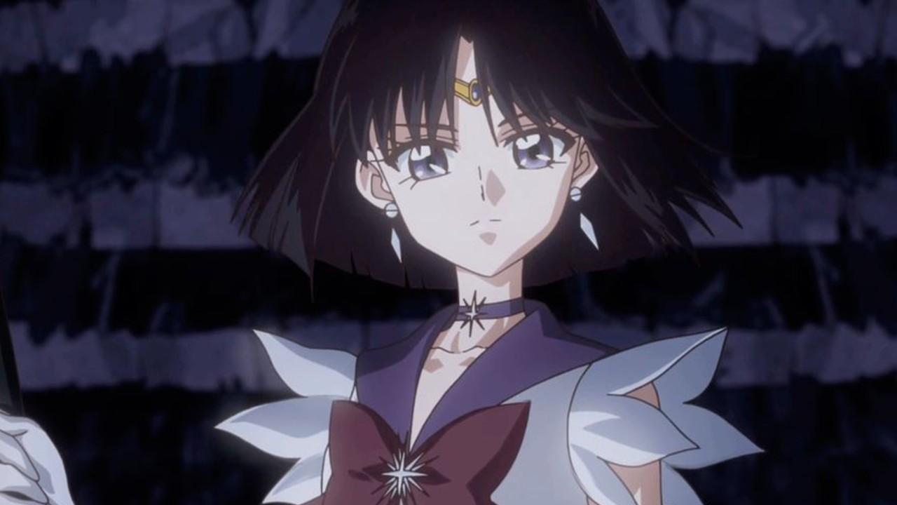 Sailor Moon Cosplay de Sailor Saturn te dejará impactado