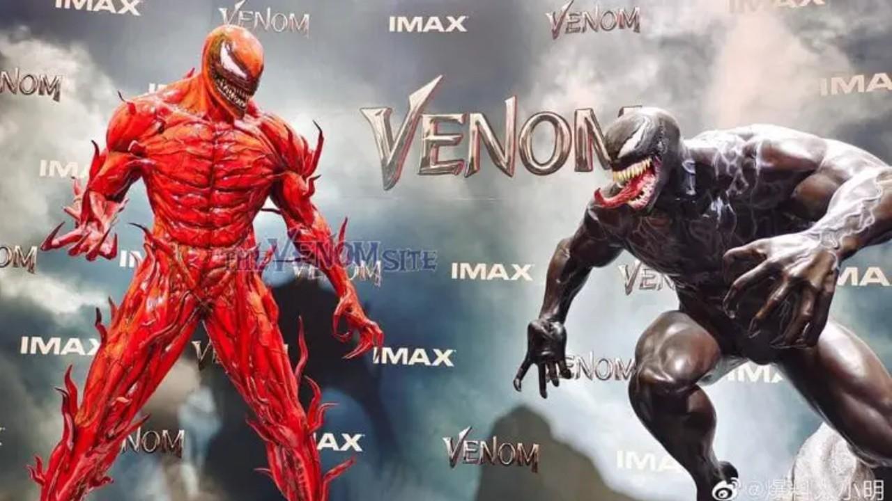Venom 2 pelicula carnage imagenes