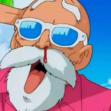 personajes de dragon ball maestro roshi