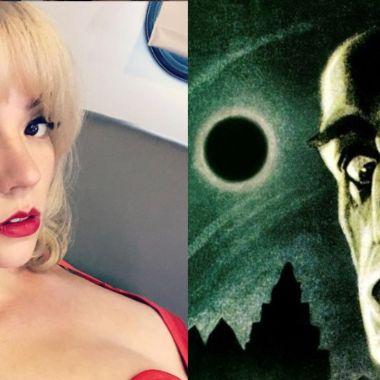 Anya taylor joy actriz gambito de dama nosferatu