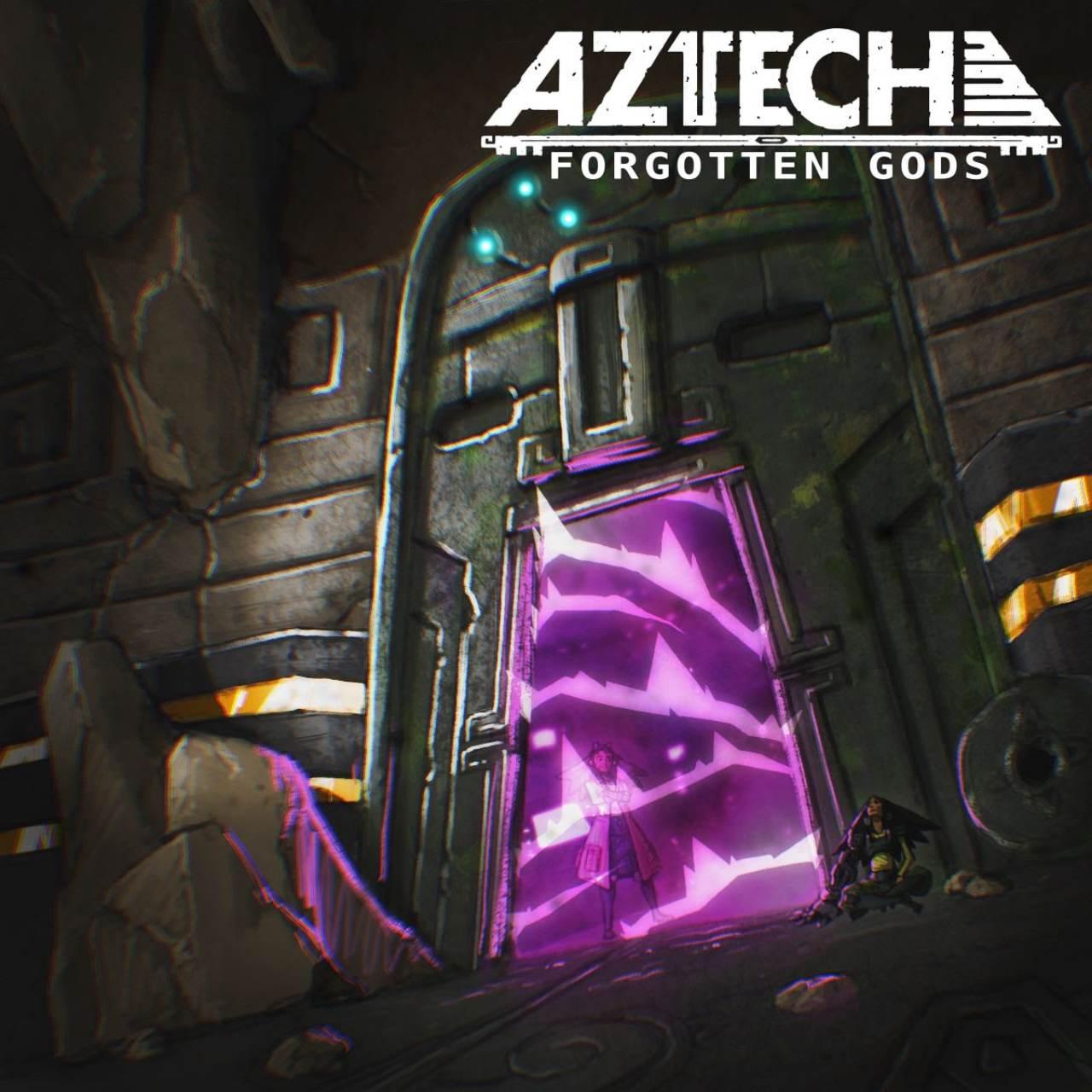 Aztech Forgotten gods retrasa estreno 2022